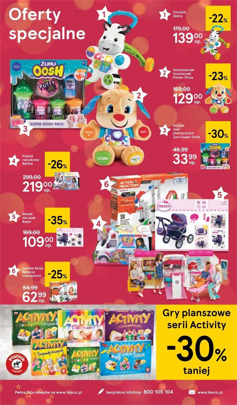 Gazetka Tesco Polska Sp. z o.o. nr 8 od 2019-11-07 do 2019-11-20