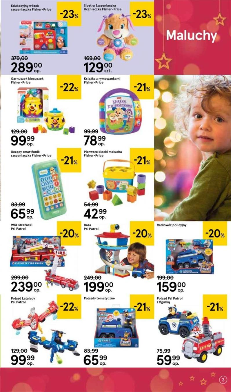 Gazetka Tesco Polska Sp. z o.o. nr 10 od 2019-11-07 do 2019-11-20
