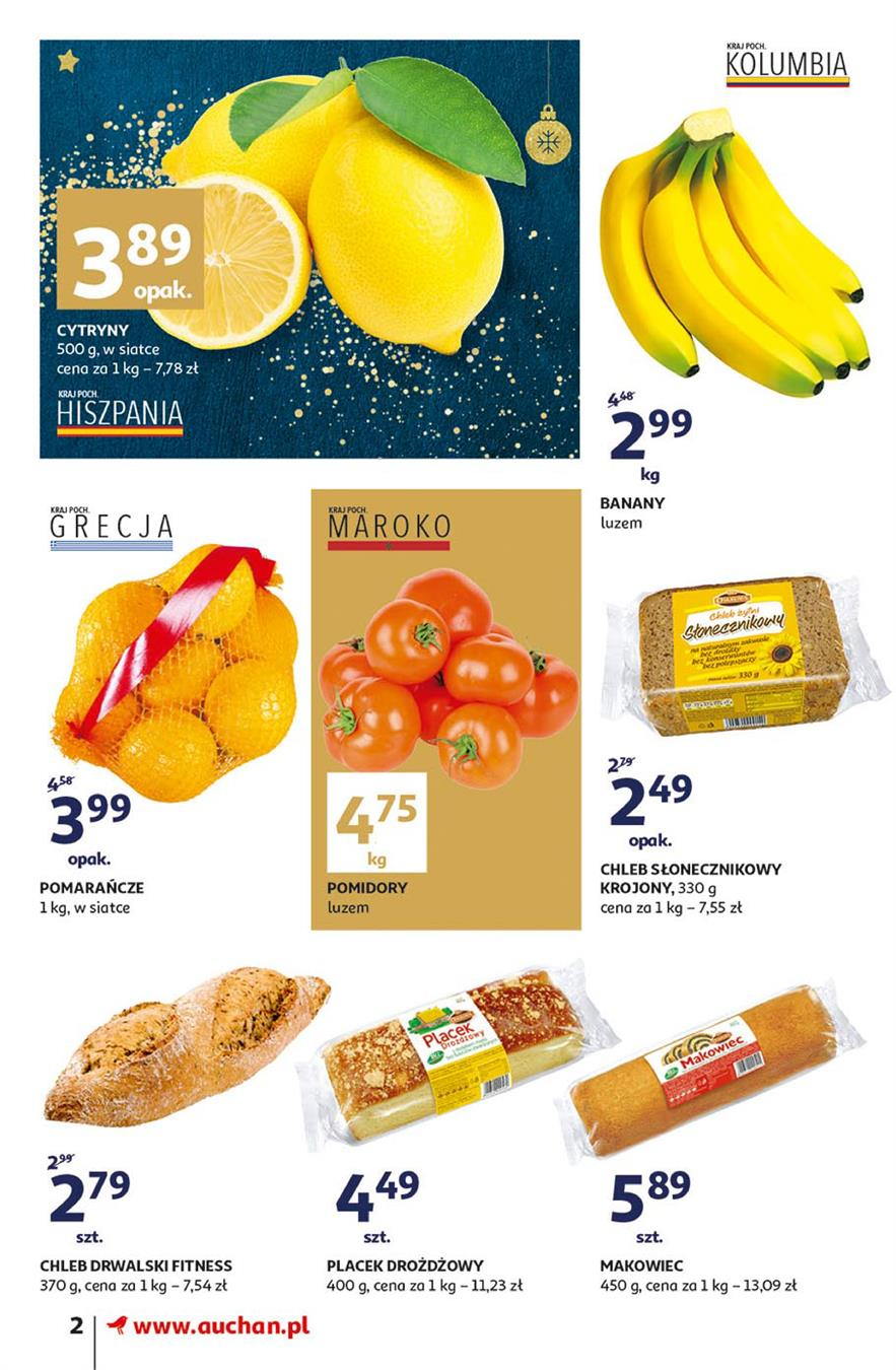 Gazetka Auchan Polska Sp. z o.o. nr 2 od 2019-11-14 do 2019-11-20