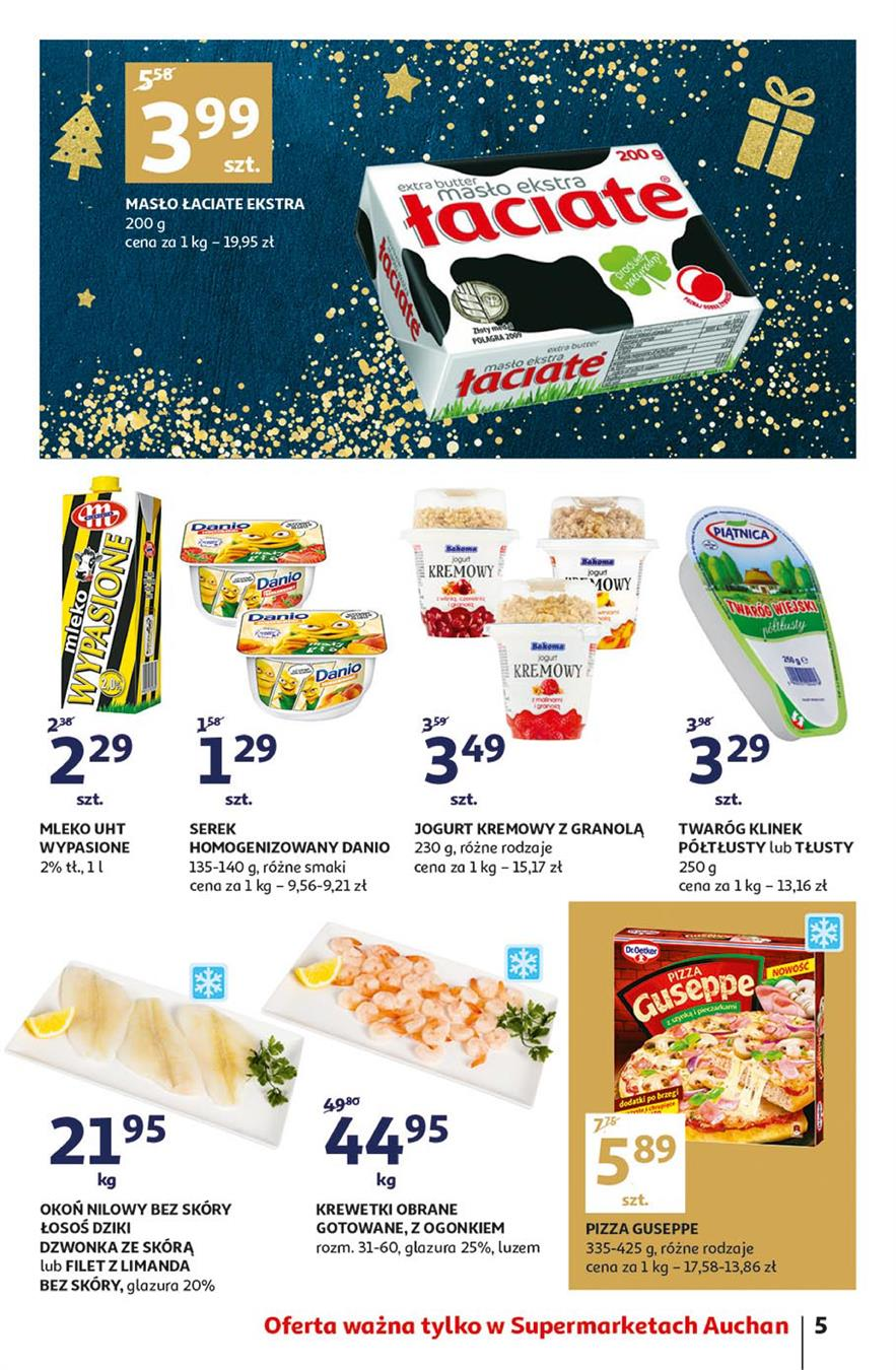 Gazetka Auchan Polska Sp. z o.o. nr 5 od 2019-11-14 do 2019-11-20