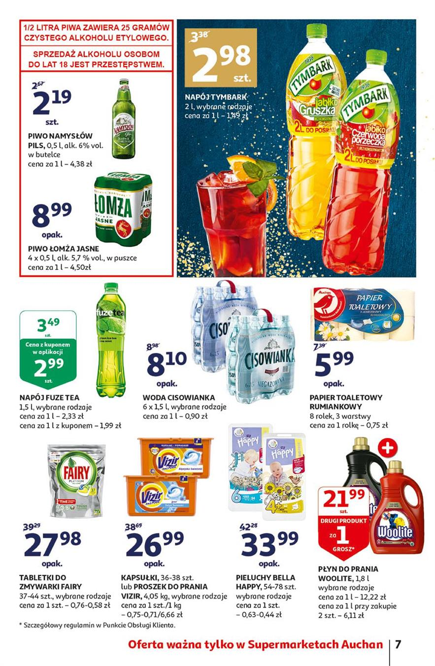 Gazetka Auchan Polska Sp. z o.o. nr 7 od 2019-11-14 do 2019-11-20