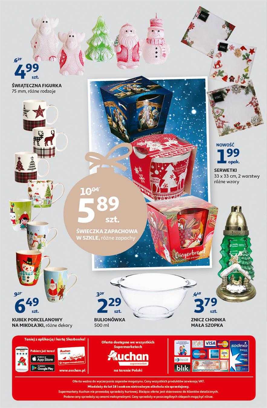 Gazetka Auchan Polska Sp. z o.o. nr 12 od 2019-11-14 do 2019-11-20