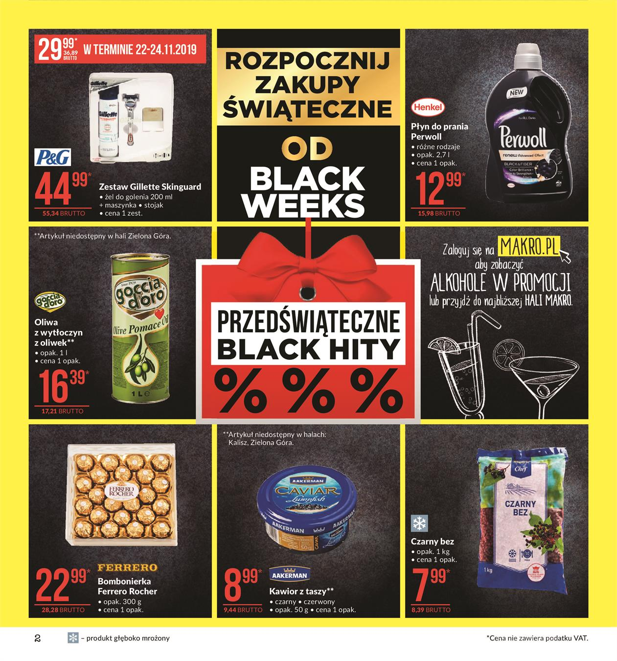 Gazetka MAKRO CASH AND CARRY POLSKA S A nr 2 od 2019-11-19 do 2019-12-02