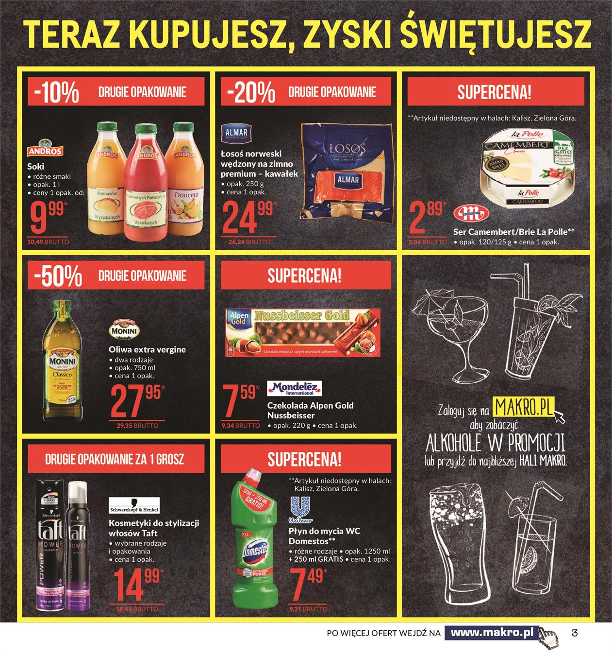 Gazetka MAKRO CASH AND CARRY POLSKA S A nr 3 od 2019-11-19 do 2019-12-02