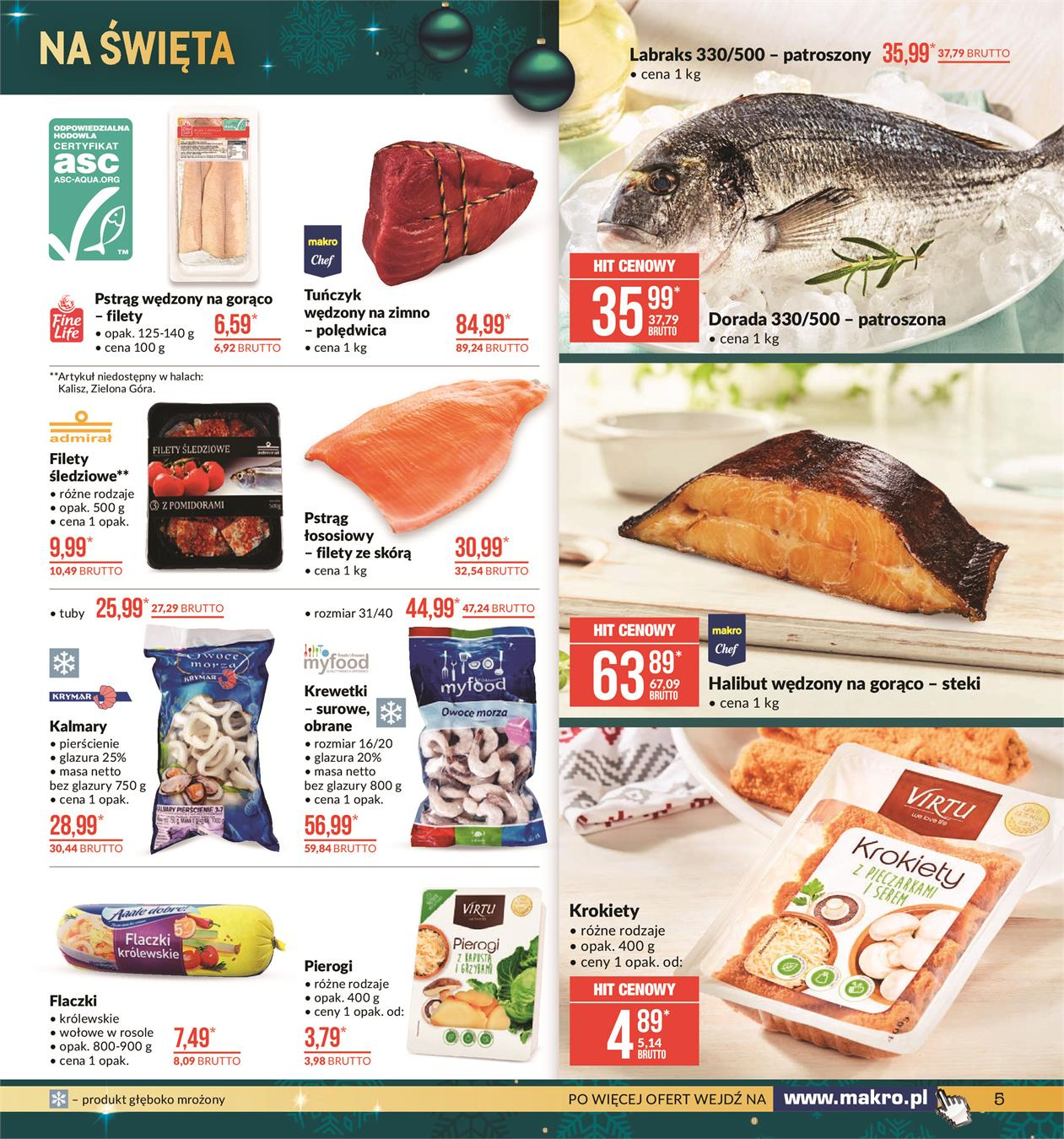 Gazetka MAKRO CASH AND CARRY POLSKA S A nr 5 od 2019-11-19 do 2019-12-02