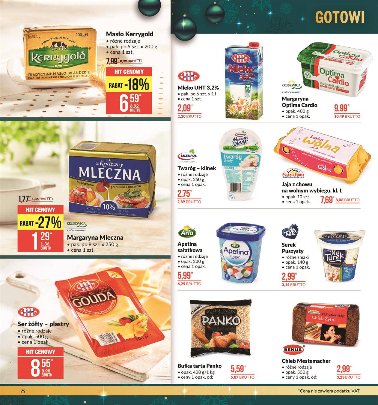 Gazetka MAKRO CASH AND CARRY POLSKA S A nr 8 od 2019-11-19 do 2019-12-02