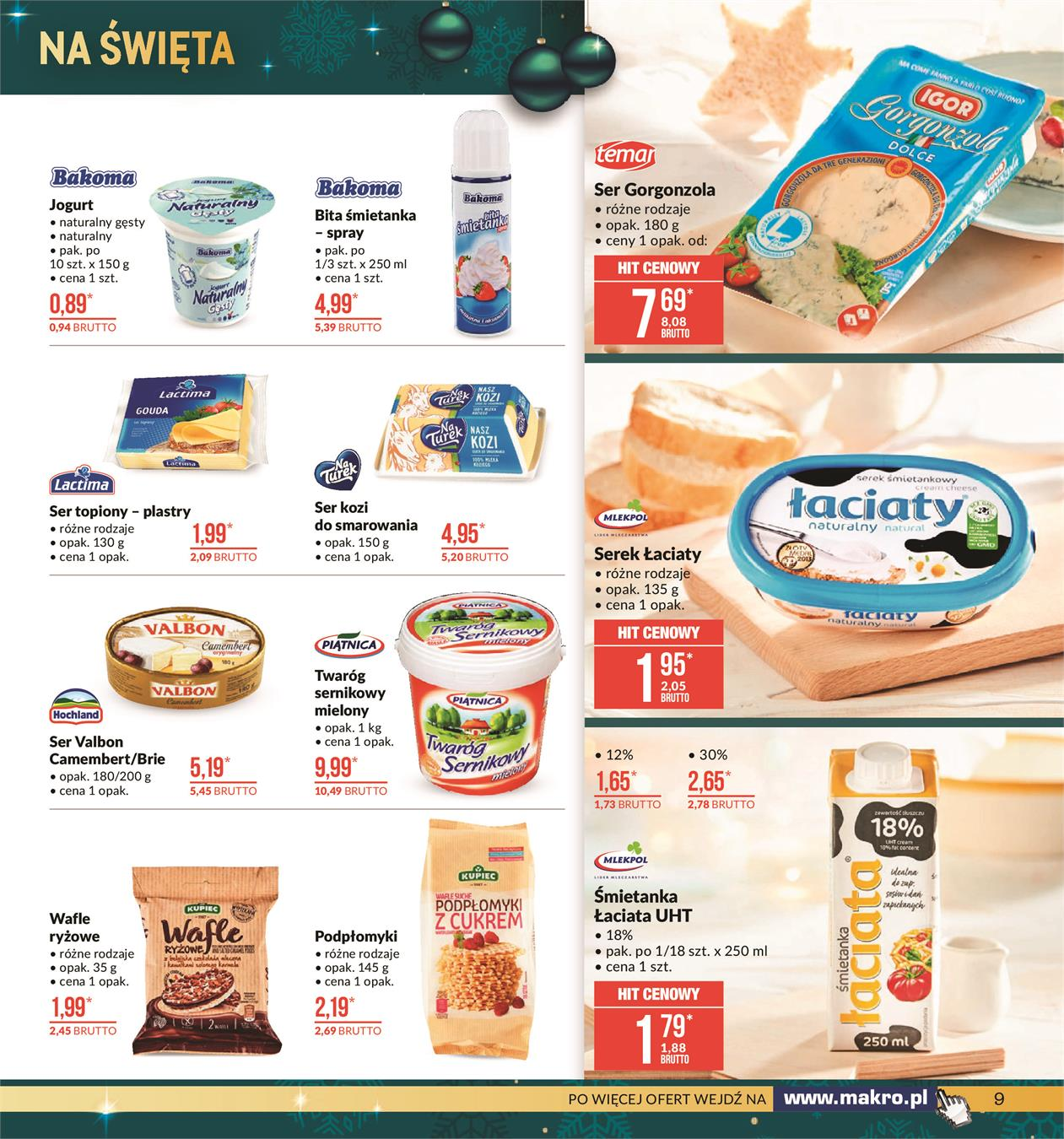 Gazetka MAKRO CASH AND CARRY POLSKA S A nr 9 od 2019-11-19 do 2019-12-02