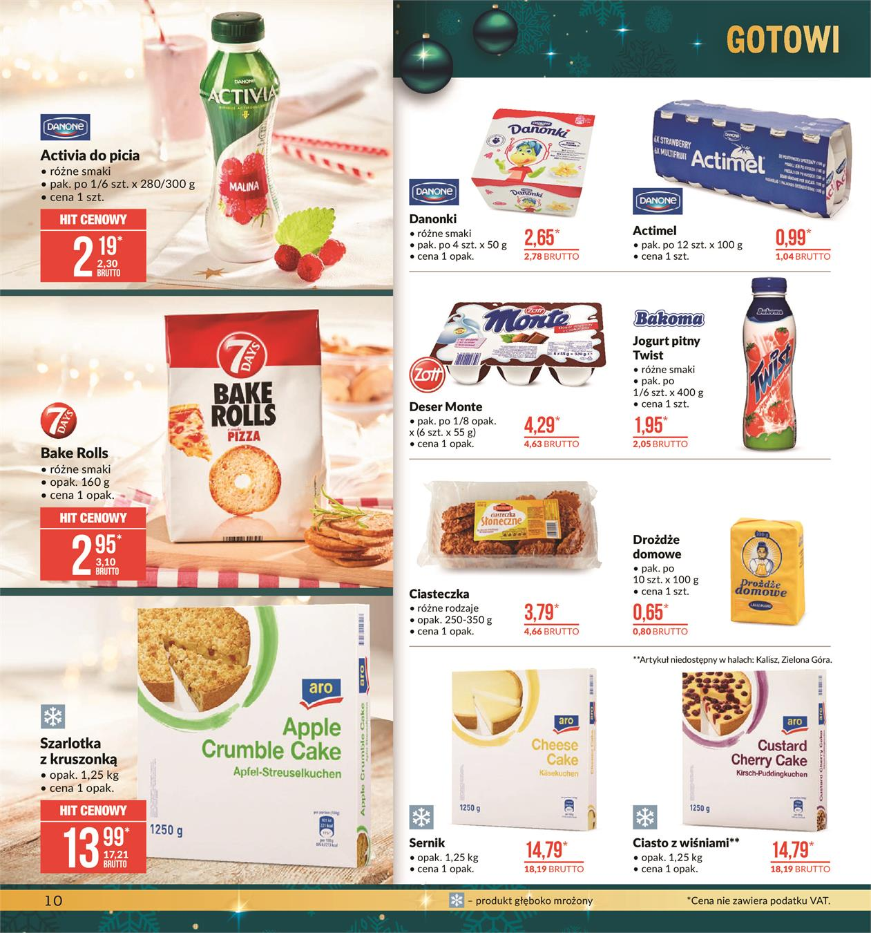 Gazetka MAKRO CASH AND CARRY POLSKA S A nr 10 od 2019-11-19 do 2019-12-02