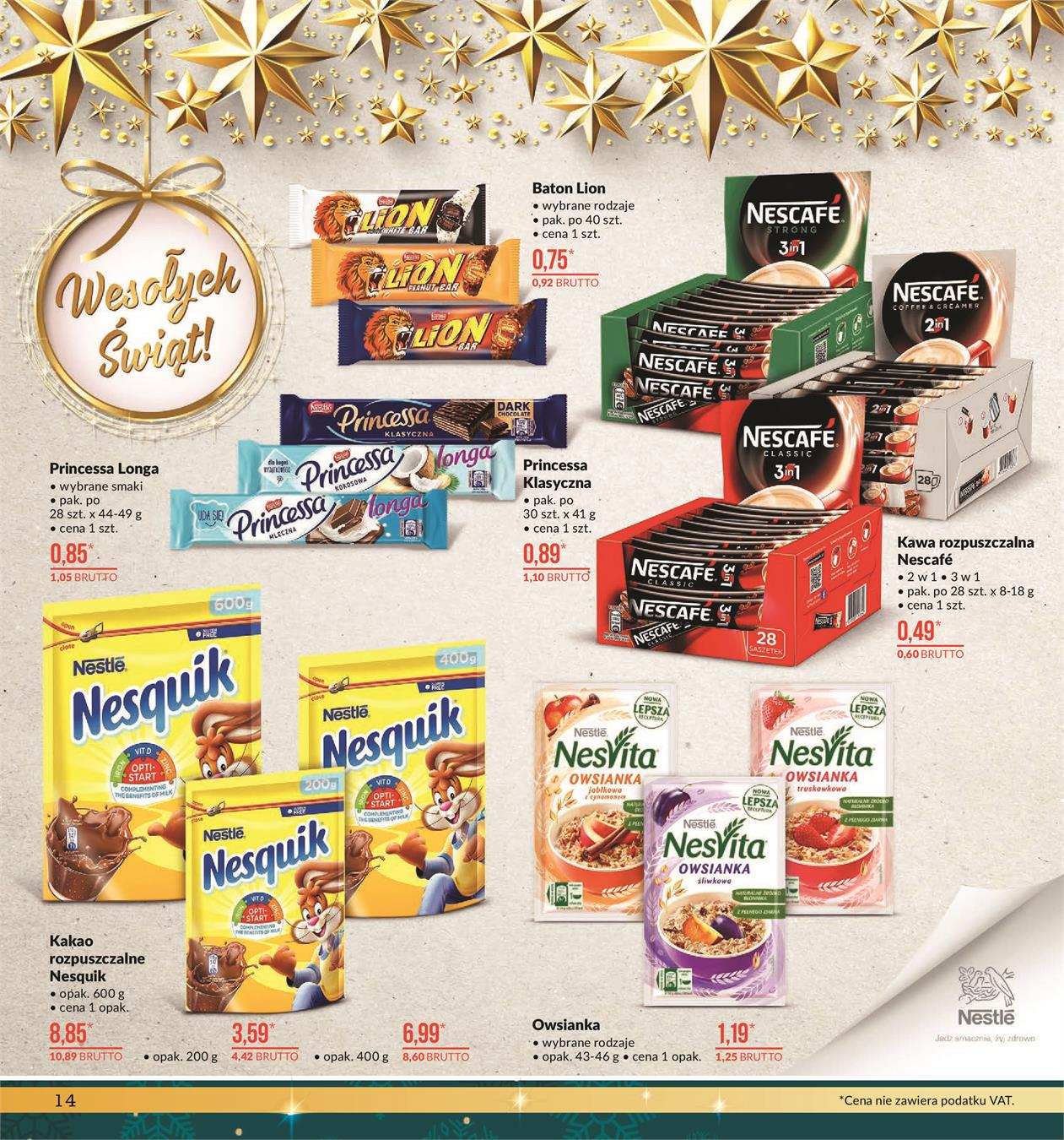 Gazetka MAKRO CASH AND CARRY POLSKA S A nr 14 od 2019-11-19 do 2019-12-02