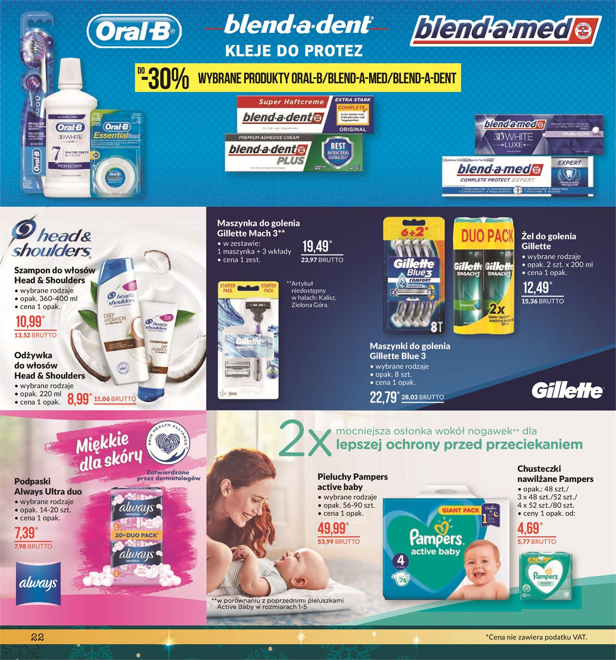 Gazetka MAKRO CASH AND CARRY POLSKA S A nr 22 od 2019-11-19 do 2019-12-02