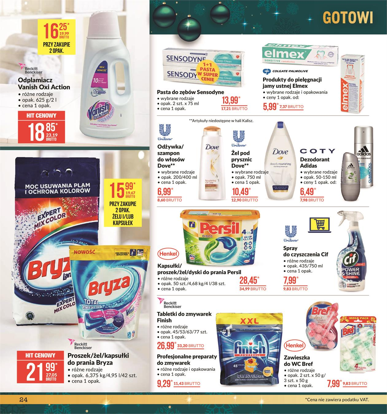 Gazetka MAKRO CASH AND CARRY POLSKA S A nr 24 od 2019-11-19 do 2019-12-02