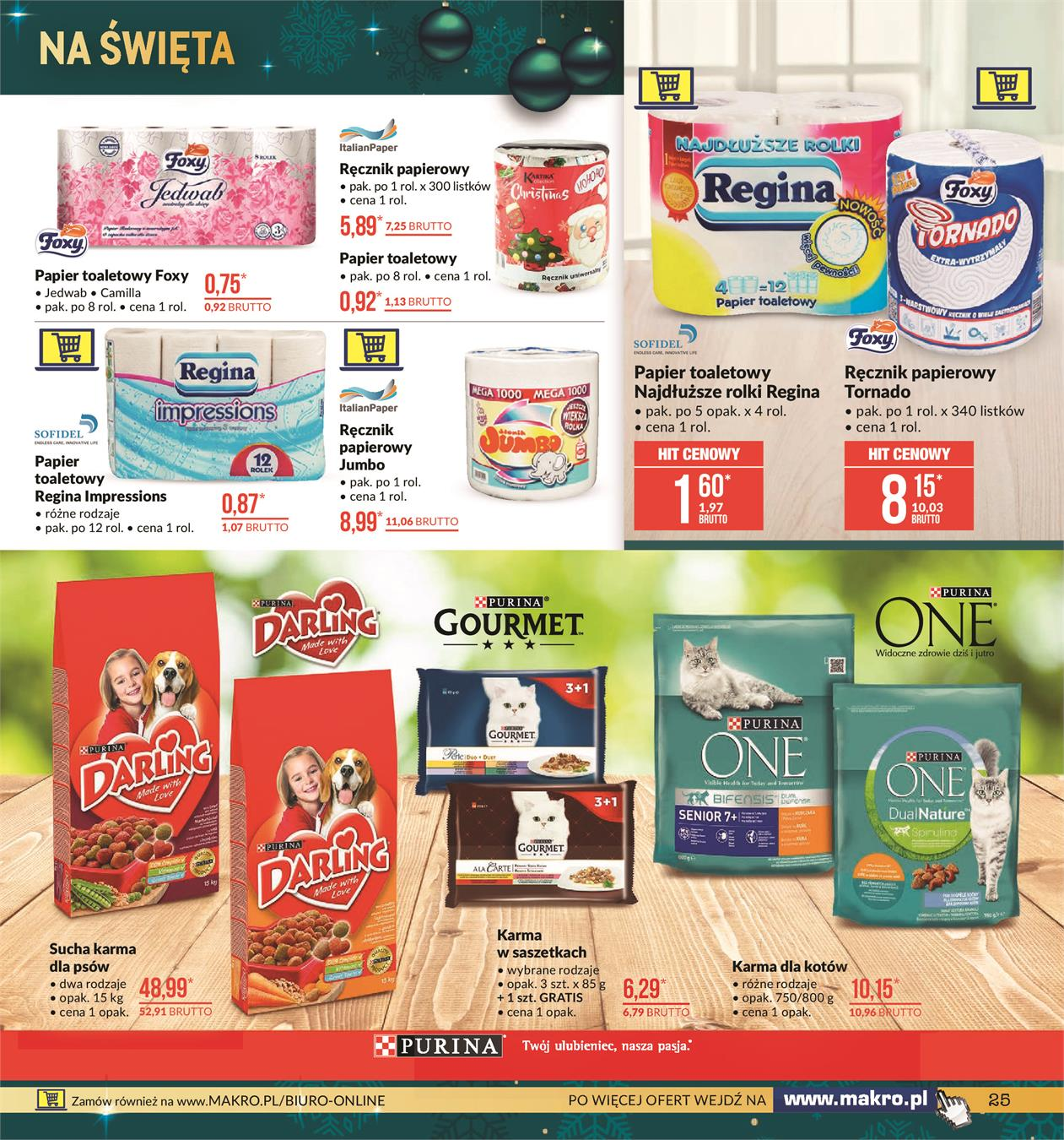 Gazetka MAKRO CASH AND CARRY POLSKA S A nr 25 od 2019-11-19 do 2019-12-02