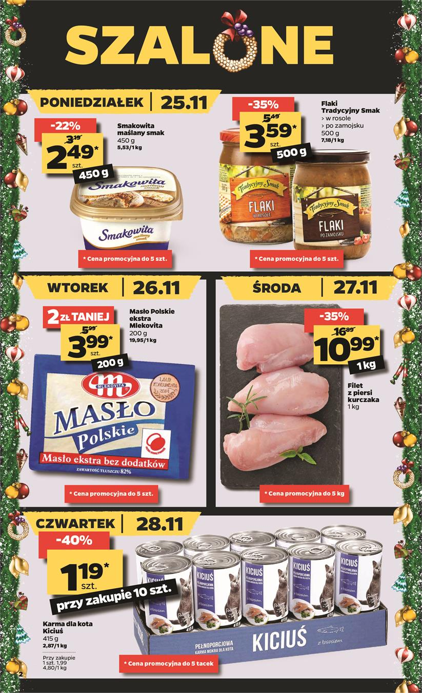 Gazetka Netto Sp. z o.o. nr 2 od 2019-11-25 do 2019-11-30