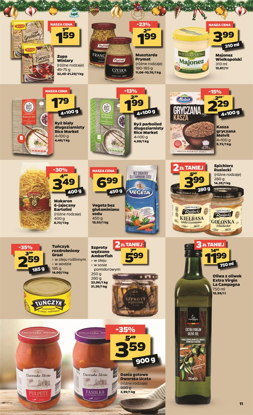 Gazetka Netto Sp. z o.o. nr 11 od 2019-11-25 do 2019-11-30