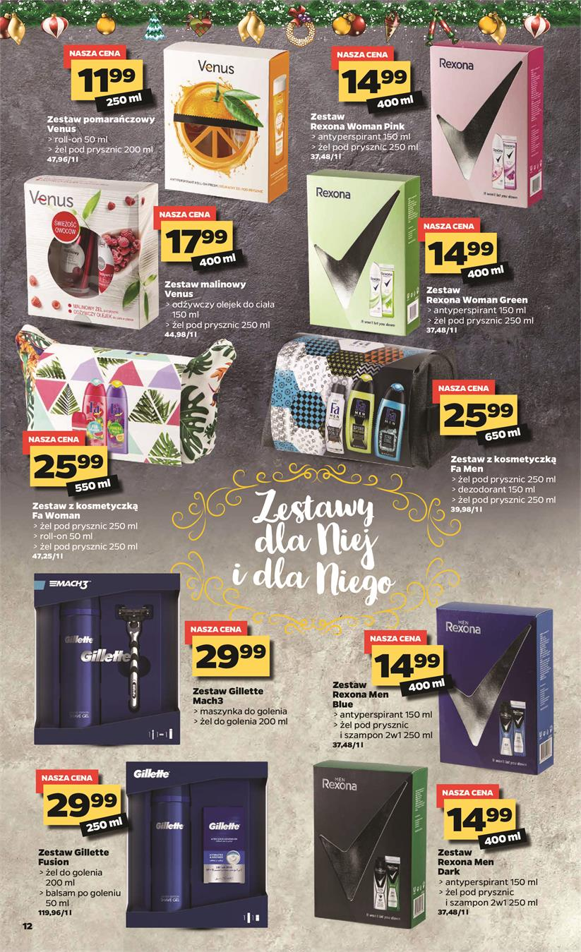 Gazetka Netto Sp. z o.o. nr 12 od 2019-11-25 do 2019-11-30