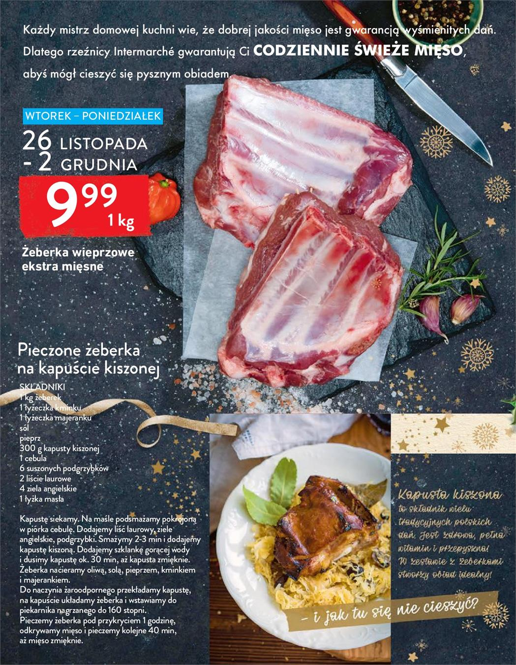 Gazetka SCA PR Polska Sp. z o.o. nr 8 od 2019-11-26 do 2019-12-02