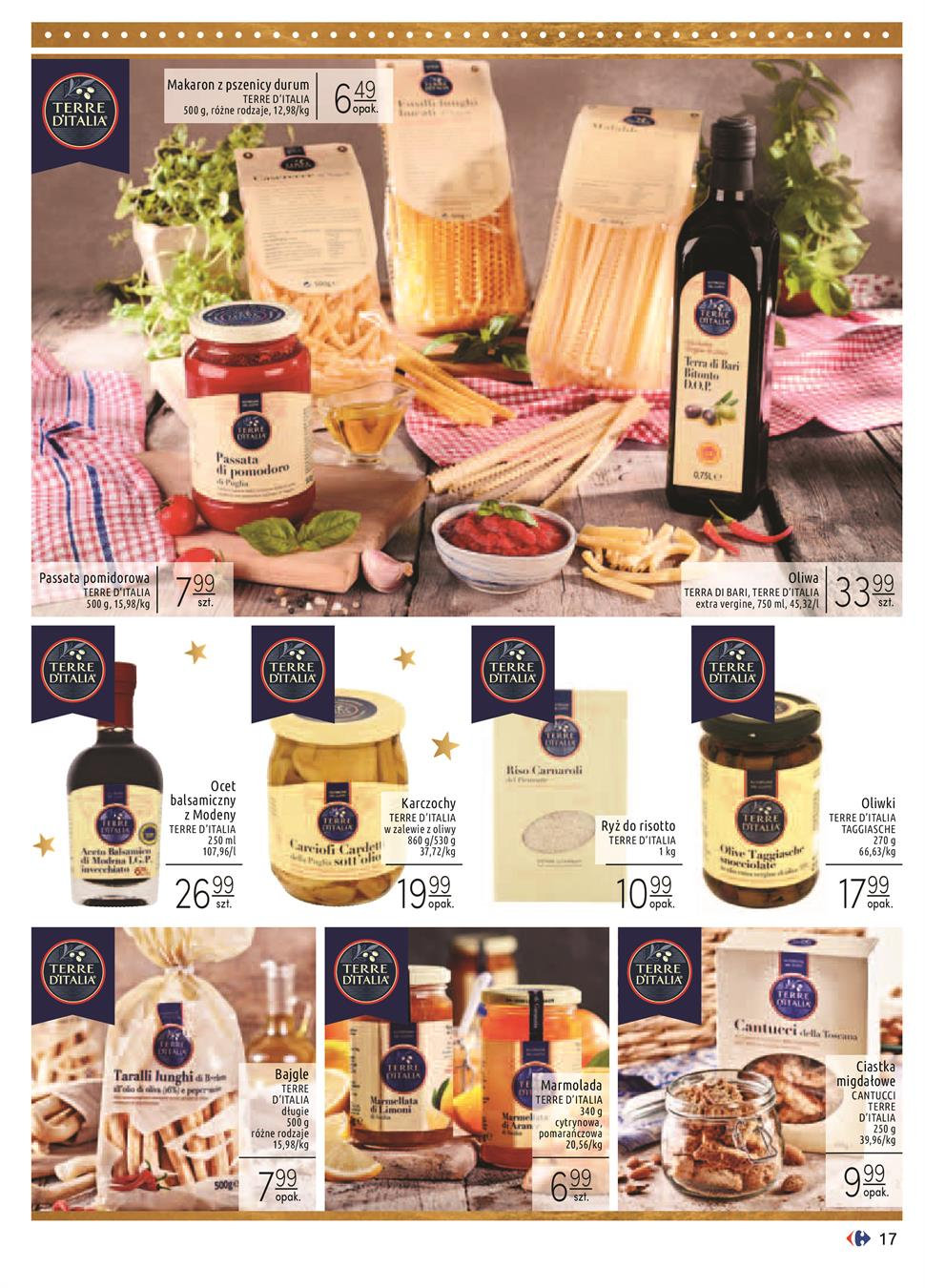 Gazetka Carrefour Polska Sp. z o.o. nr 17 od 2019-12-03 do 2019-12-24