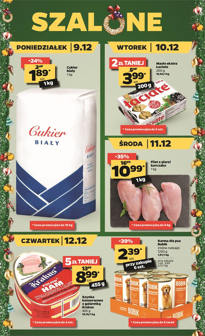 Gazetka Netto Sp. z o.o. nr 2 od 2019-12-09 do 2019-12-15
