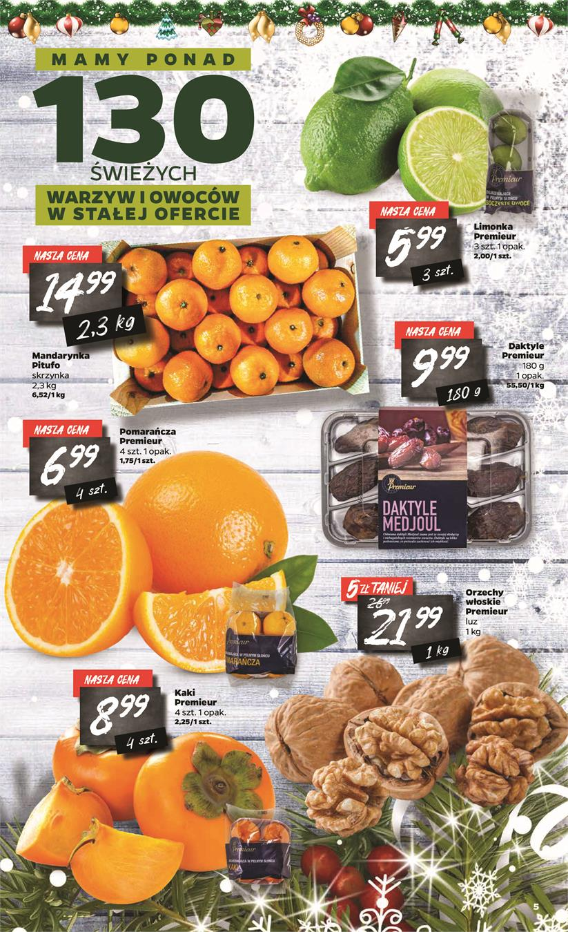 Gazetka Netto Sp. z o.o. nr 5 od 2019-12-09 do 2019-12-15