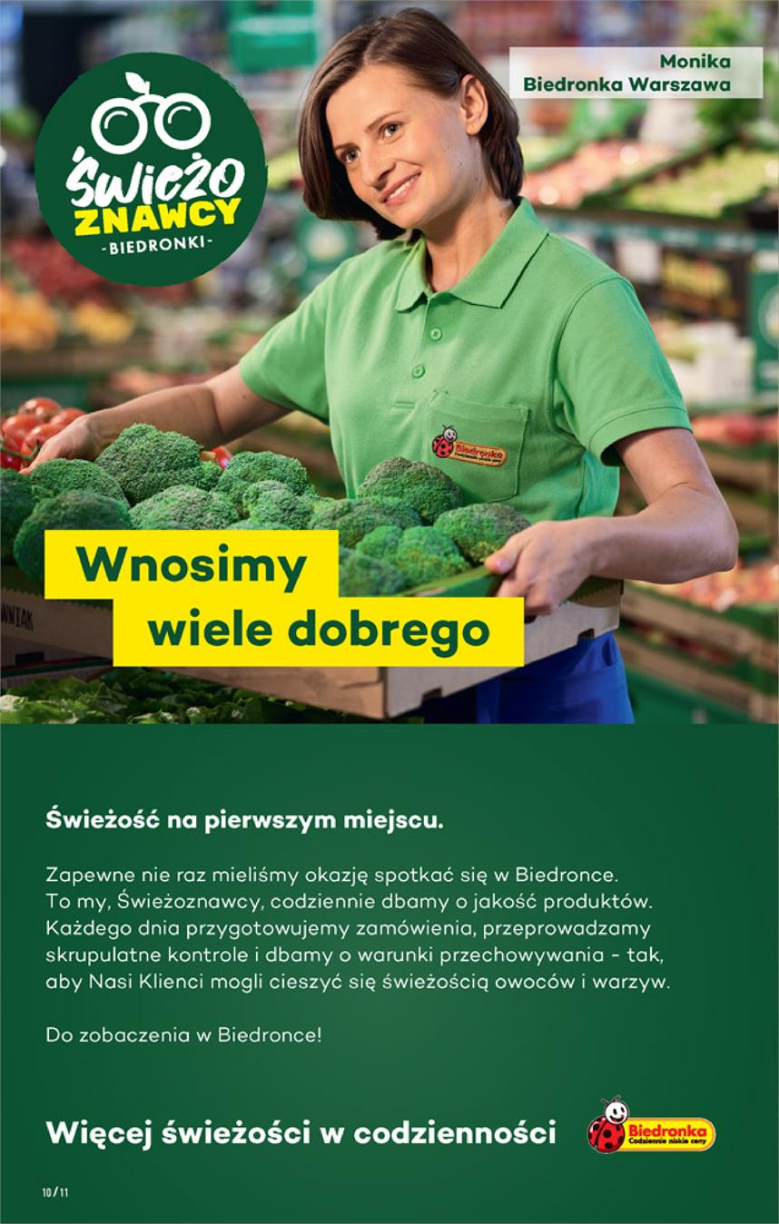 Gazetka Jeronimo Martins Polska SA nr 10 od 2019-12-12 do 2019-12-18