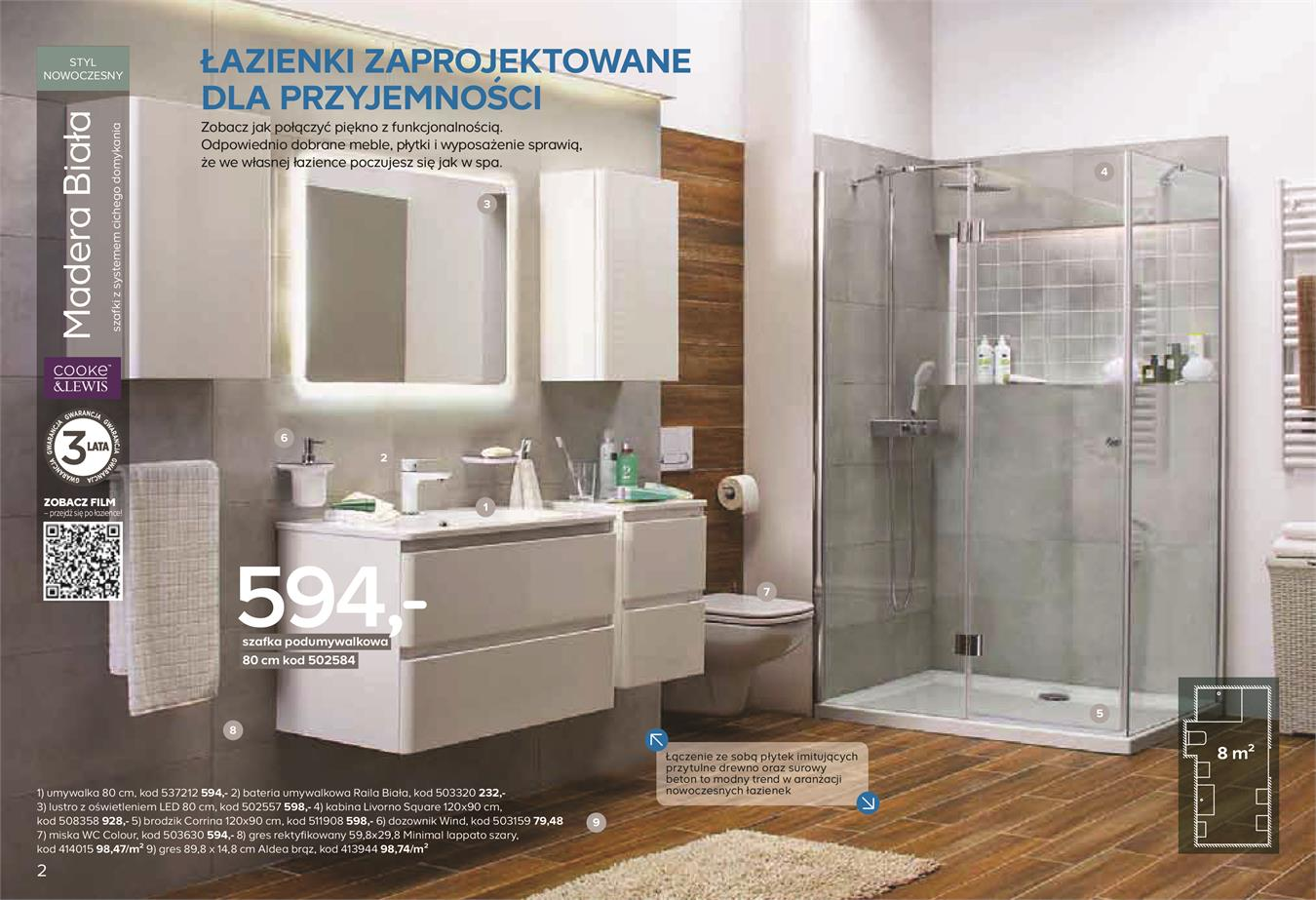Gazetka Promocyjna Castoramapl Katalog łazienki Luty