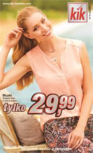 Gazetka nr Kik Textil Sp z o. o. od  2016-05-18 do 4900-03-02