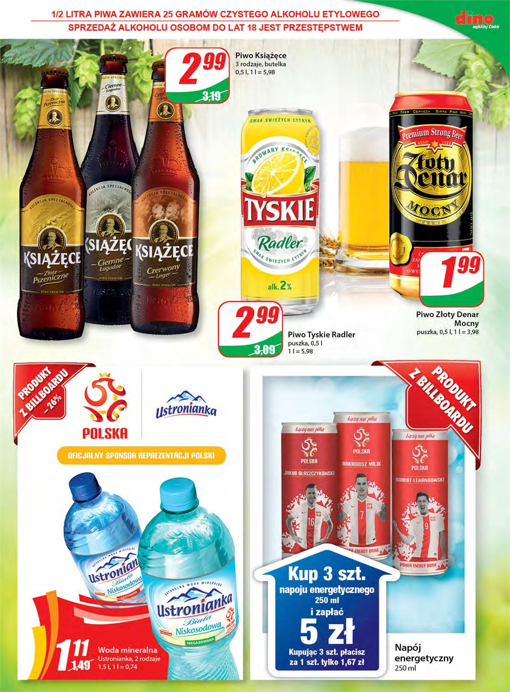 Gazetka DINO POLSKA S.A. nr 9 od 2015-06-10 do 2015-06-16