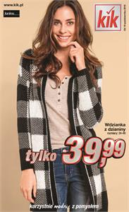 Gazetka nr Kik Textil Sp z o. o. od  2016-10-19 do 4900-03-02