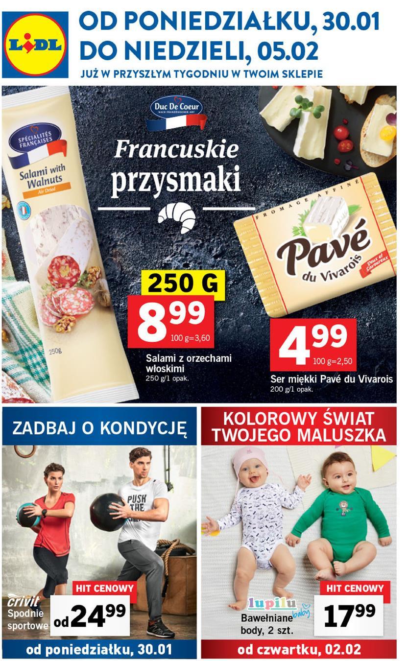15d9d8f3d00189 Gazetka promocyjna lidl.pl -