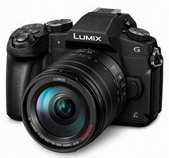 Panasonic Lumix DMC-G80 Czarny + 14-140mm