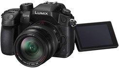 Panasonic Lumix DMC-GH4 Czarny + 12-35mm