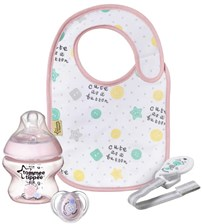 Tommee Tippee Zestaw Baby Gift Różowy