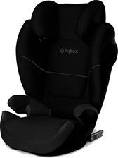 Cybex Solution M-Fix Sl Pure Black 15-36Kg