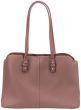 David Jones Dark torebka damska Pink CM4030
