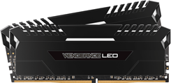 Corsair Vengeance LED 16GB (2x8GB) 3200MHz CL16 White (CMU16GX4M2D3200C16)
