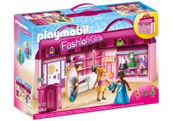 Playmobil Fashion Girls (6862)