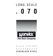 Warwick 40070 Black Label.070, Long Scale, struna pojedyncza do gitary basowej