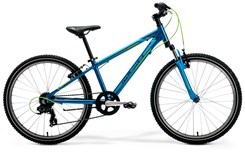"Merida M_Bike Junior 24 blue light blue green 24"" 2019"