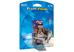 Playmobil Playmo-Friends Pirat Z Tarczą 9075