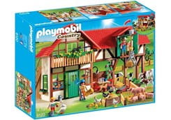Playmobil Country Duża Farma 6120