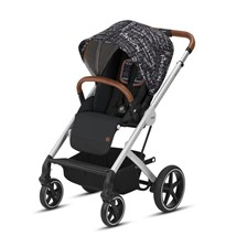 Cybex Balios S Fashion Strenght Dark Grey Spacerowy