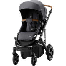 Britax & Romer Smile 3 Midnight Grey Głęboko Spacerowy