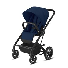 Cybex Balios S Lux Navy Blue Spacerowy