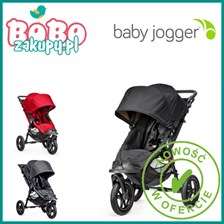 Baby Jogger City Elite Spacerowy