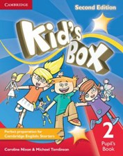 Kid's Box 2nd Edition Level 2 Pupil's Book
