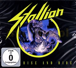 Stallion - Rise And Ride (Limited Edition) (CD/DVD)