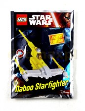 Lego Star Wars Gwiezdne Wojny Mini Naboo Starfighter (911609)