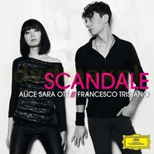 Alice Sara Ott: Scandale [CD] (CD)