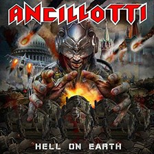 Ancillotti: Hell On Earth [Winyl]