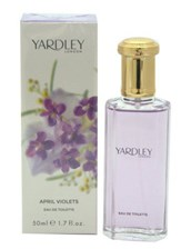 Yardley London April Violets Woda Toaletowa 50ml